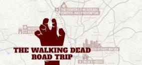 Walking Dead map