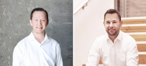Grant Brandenburg is Promoted to Director, Regional Operations; Troy Flick is Named Studio Manager, Design