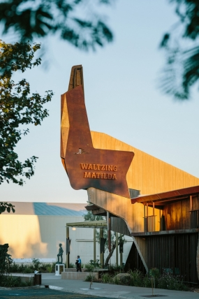 Waltzing Matilda Centre
