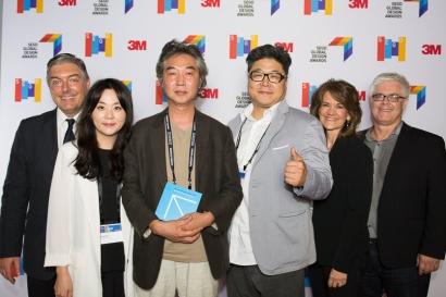 Seoul National University Arts Research Center Wayfinding