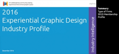 Overview of the Experiential Graphic Design Profession
