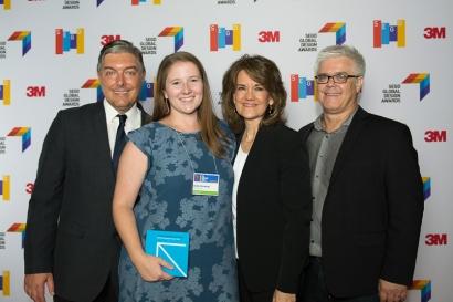 University of Houston Students, Merit Award, 2017 SEGD Global Design Award, Houston