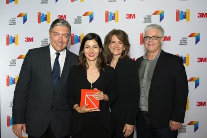 Google Creative Lab, 2017 SEGD Global Design Awards, Honor Award, New York
