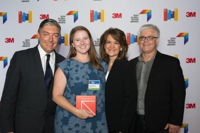 University of Houston Students, 2017 GLobal Design Awards, Honor Award, Houston, Texas