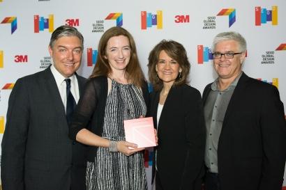 Studio Matthews, Honor Award, 2017 SEGD Global Design Awards, Washingtonl