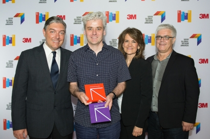 iart ag, Christ & Gantenbein, 2017 SEGD Global Design Awards, Best of Show/Honor Award