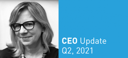 """CEO Update """"A Year in Review"""""""