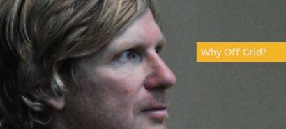 Nick Kapica, SEGD Chapter Chair, Wellington, New Zealand