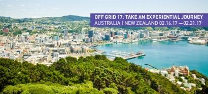 Image of Wellington, NZ
