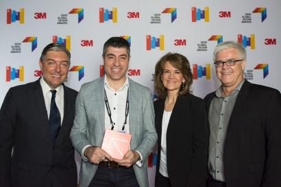 Carlo Giannasca, Urbanite, 2017 SEGD Global Design Awards Merit Winner