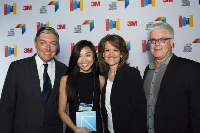 Casson Mann, 2017 SEGD Global Design Awards Merit Winner