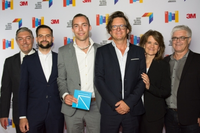Lichtwerke GmbH, 2017 SEGD Global Design Award, Merit Award