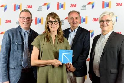 2019 Merit Award - plus & greater than