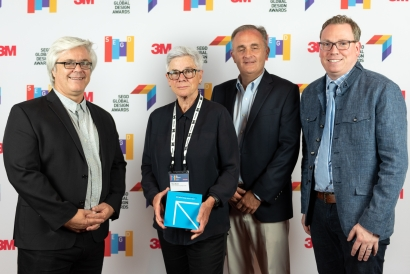 2019 Merit Award - Rose Bond Moving Pictures