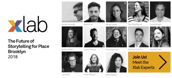 Meet the Xlab 2018 Experts