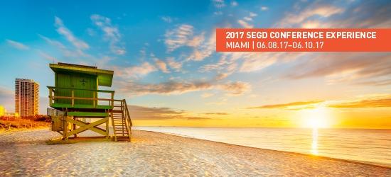 2017 SEGD Conference Experience Miami