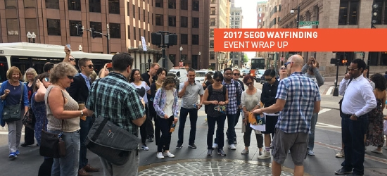 What you missed at 2017 SEGD Wayfinding