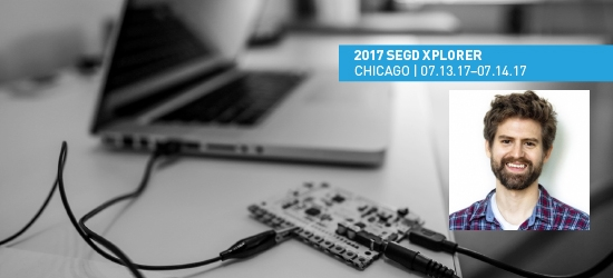 Join Michael Shaub at 2017 SEGD Xplorer