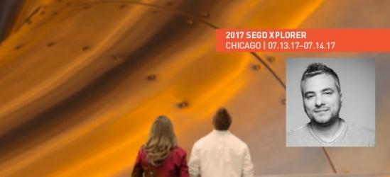 Join Anthony Vitagliano for 2017 SEGD Xplorer