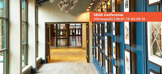 Experience the history of the Minneapolis at the 2018 SEGD Conference hotel.
