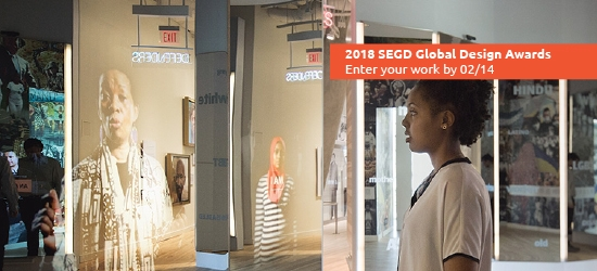 10 More Reasons to Enter the 2018 SEGD Global Design Awards