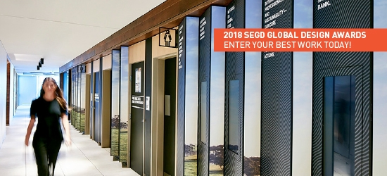 2018 SEGD Global Design Awards Categories Explained