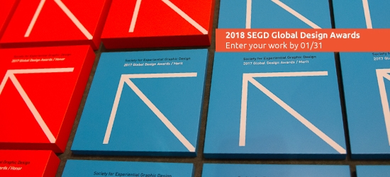 Why We Enter Our Work in the SEGD Global Design Awards