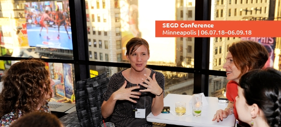 Best Moments from Past SEGD Conferences