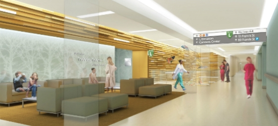 Brigham & Women's Hospital Wayfinding (Cloud Gehshan Associates)