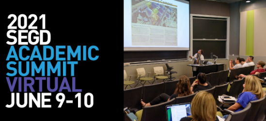 Join us for our second virtual Academic Summit!