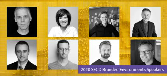 2020 SEGD Branded Environments Speakers image
