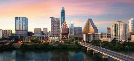 The SEGD Conference is Coming to Austin (image: Austin, Texas skyline)