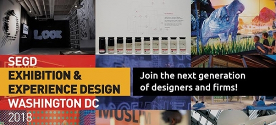 The Future of Museum, Exhibition and Experience Design—This August in D.C.