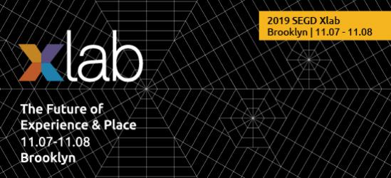 2019 Xlab takes over NYC tomorrow, Brooklyn, Nov. 7-8