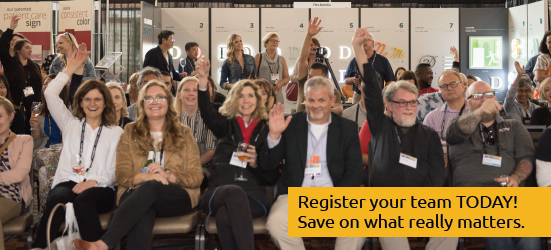 Save When You Register a Group for the 2019 SEGD Conference Experience Austin