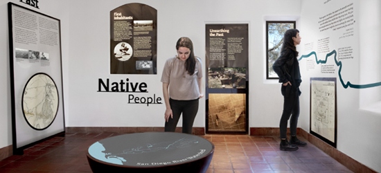 Junipero Serra Museum, San Diego History Center by C&G Partners