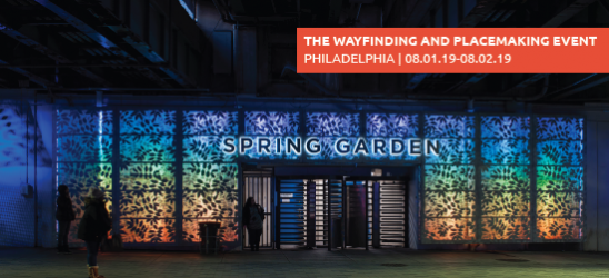 Meet the Firms Speaking at the 2019 SEGD Wayfinding & Placemaking event in Philadelphia on Aug 1-2.