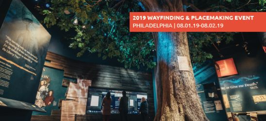 SEGD 2019 Wayfinding & Placemaking takes place August 1-2 in Philadelphia. Register today!