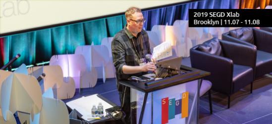 Xlab 2019 takes over NY on Nov. 7-8.