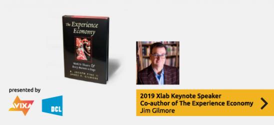 2019 Xlab Keynote—Jim Gilmore