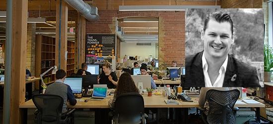 Hunter Tura on the 21st Century Designer