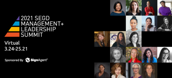 Join us virtually for the 2021 Management and Leadership event!
