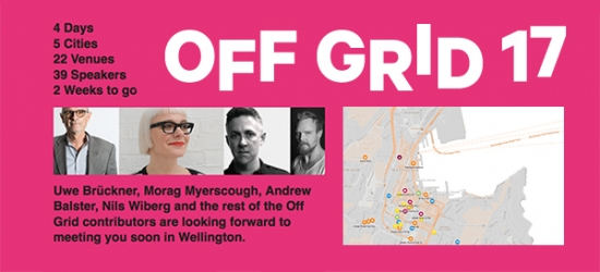 Click to read more about the final details for the Off-Grid New Zealand conference