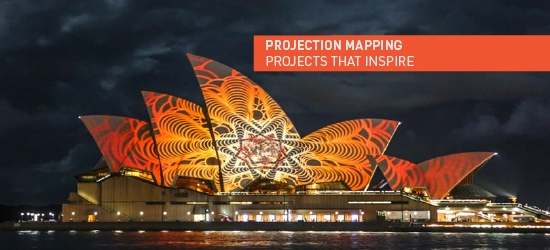 Projection Mapping - Obscura Digital