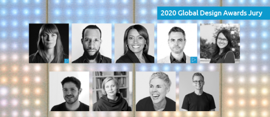 2020 Global Design Awards Jury