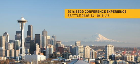 2016 SEGD Conference Experience Seattle