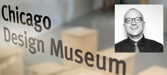 Tanner Woodford and Chicago Design Museum