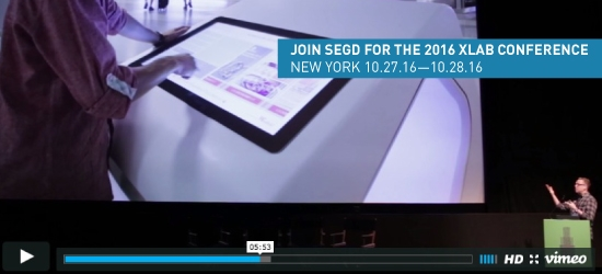 SEGD Talks on the Cutting-Edge