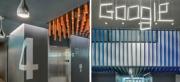 Google Tech Corners Campus, EGD by Media Objectives/Valerio Dewalt Train