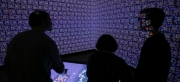 Immersion Room, Cooper Hewitt Design Museum (by Local Projects)